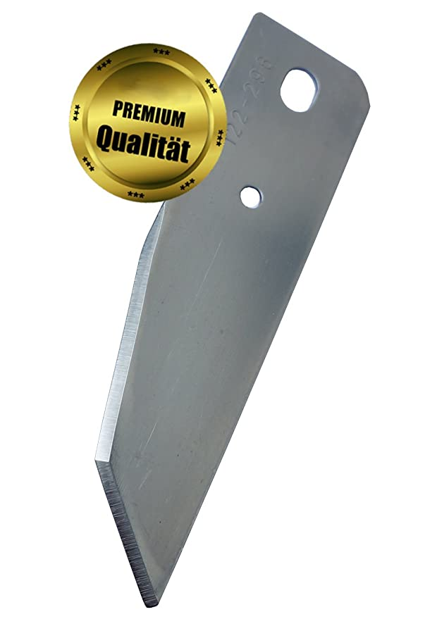 6 cuchilla de repuesto, cuchillas de repuesto, acero ...