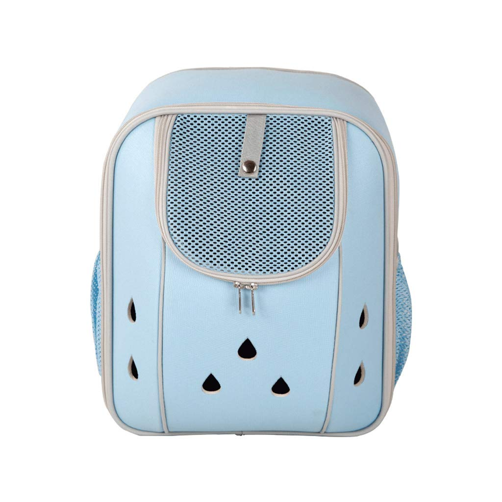 bluee S bluee S Backpacks Pet Bag New Shoulder Pgoldus Breathable Cat Bag Diagonal Fashion Travel Pet Bag Out Of The Bag Space Pet Cabin Cat Dog Portable Teddy Carrying Cat Box Creative bluee Comfort Gift