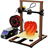 Creality CR-10S 3D Printer Aluminum with Upgraded Dual Leading Screw Heated Bed High-precisio Free Testing Filament+Free…
