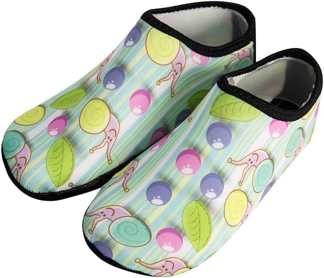 WARMSHOP children Swim Diving Non-Slip Shoes Slip-On Shallow Outdoor Water Sport Socks Shoes