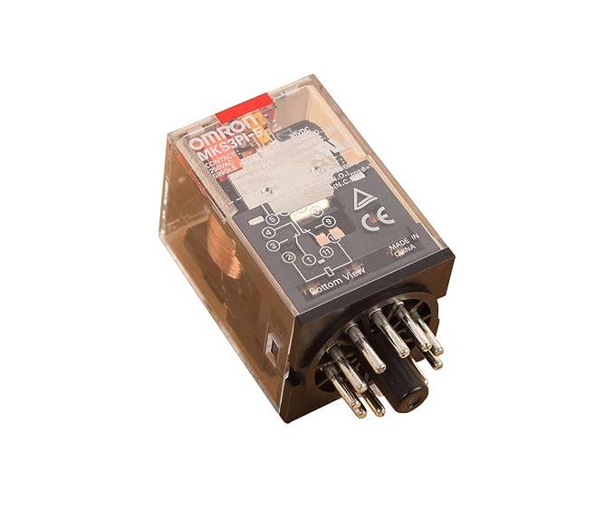 240 Volt 10 Amps Stero Dishwasher P47-2463 3 Pole Relay