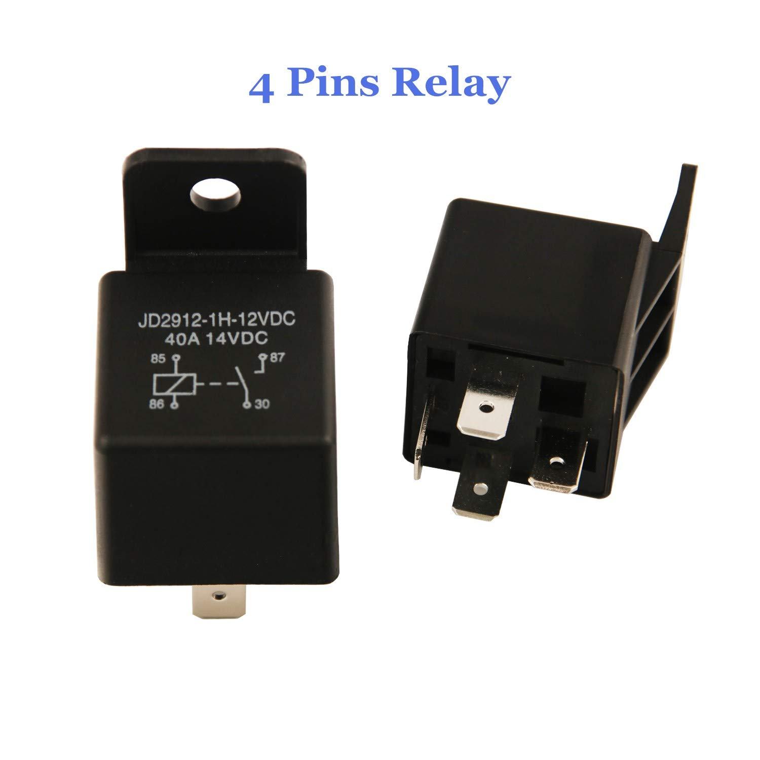 Battery Isolator Relay Wiring Diagram Pictures To Pin On Pinterest