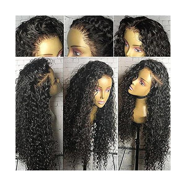 Fushen Hair Lace Front Human Hair Wigs For Black Women 150 Density