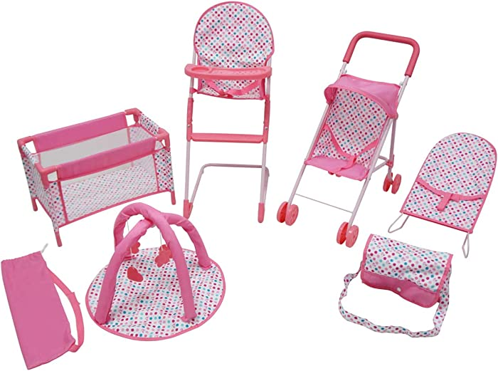Top 10 Baby Doll Furniture 18 Inch