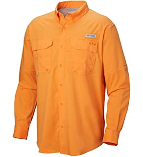 83797935c6c Columbia Men's Super Harborside Slim Fit Woven Long Sleeve Shirt ...