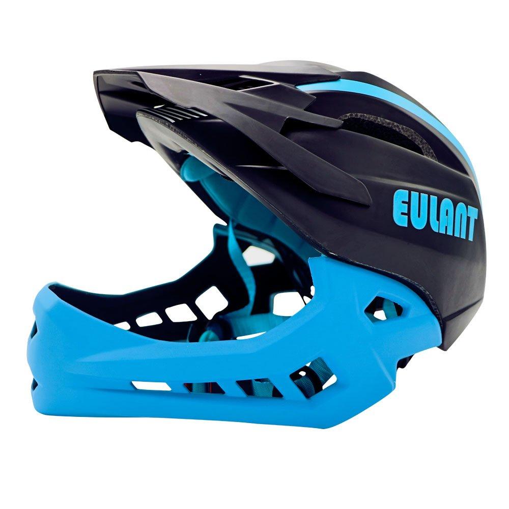 Sborter Kinder Fahrradhelm,Full Face Helm für Junge und Mädchen