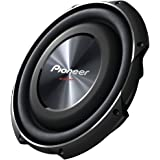 """PIONEER TS-SW3002S4 12"""" 1,500-Watt Shallow-Mount Subwoofer with Single 4ohm Voice Coil"""