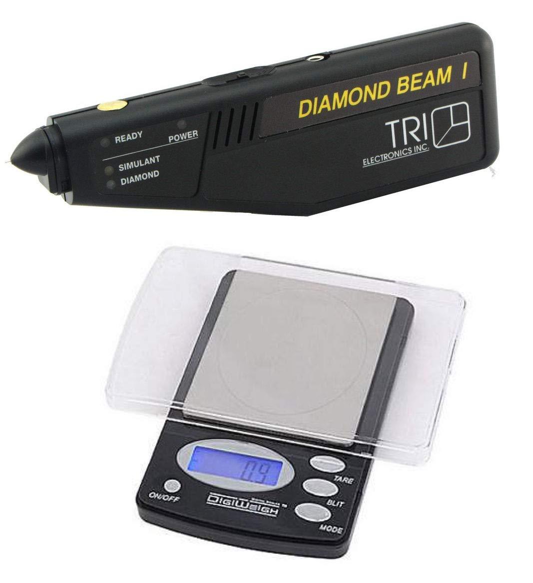 Tri Electronics Diamond Testser W/ 1000 Gram Jewelry Scale by Best Jewelry Supply (Image #1)