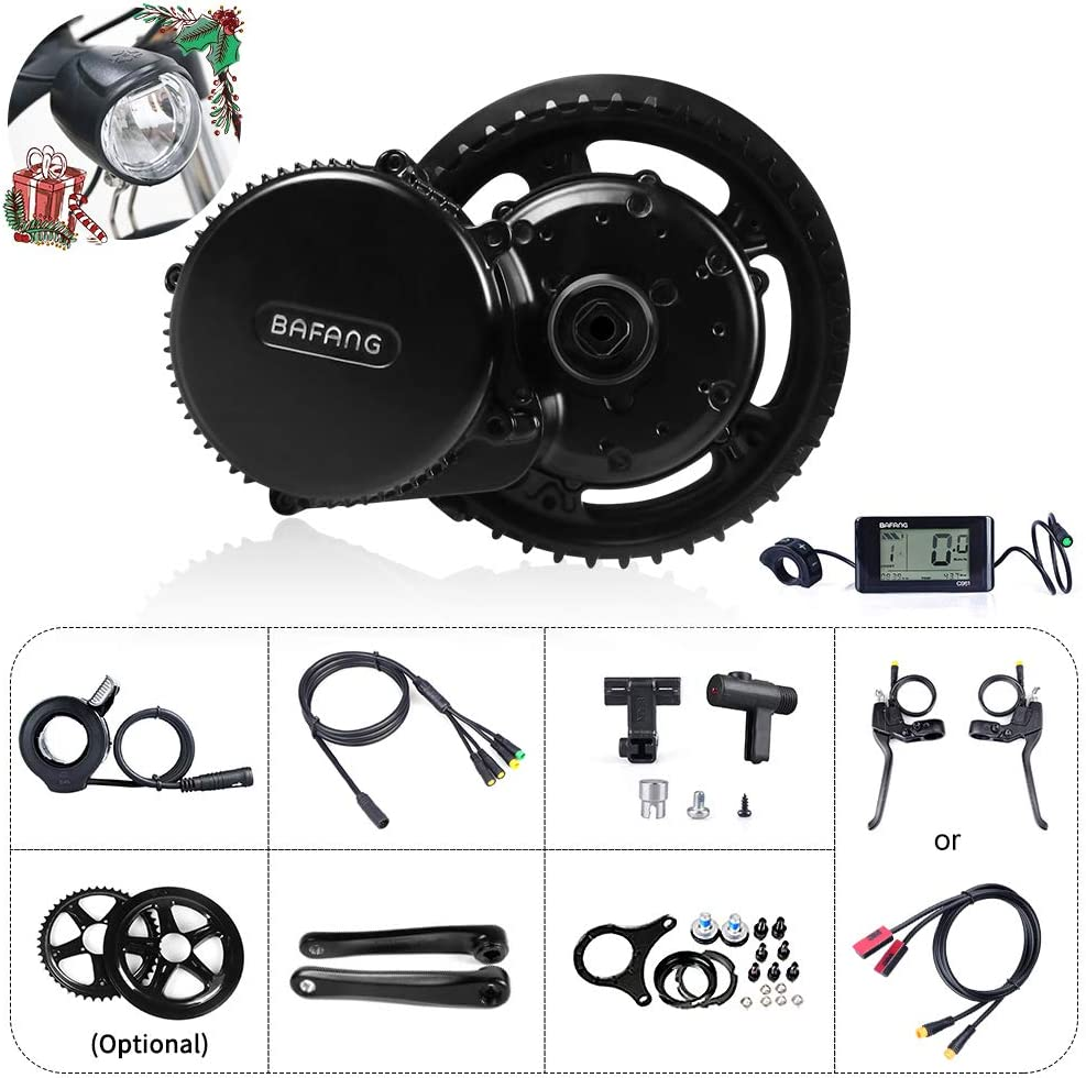 Bafang 48V 500W Bicycle Conversion Kit
