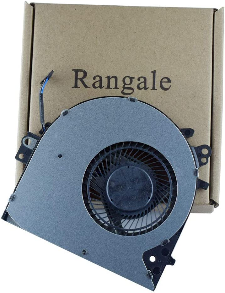 New Rangale Replacement Cooling Fan for HP Probook 450 G5 455 G5 470 G5 450G5 470G5 Series Laotio Cooler L03854-001 0FJNC0000H