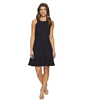 9e29aa8da57b Amazon.com: Rebecca Taylor Womens Sleeveless Stretch Texture Ruffle Dress:  Clothing