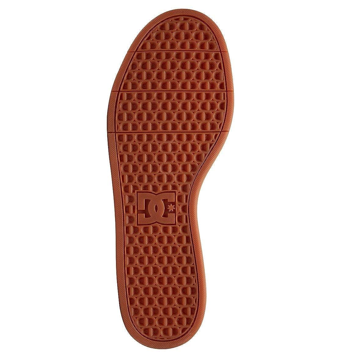 DC CRISIS CRISIS CRISIS Herren Skateboardschuhe B07MBPL765 Turnschuhe Charakteristisch 7ed7e2