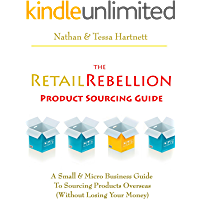 The Retail Rebellion Product Sourcing Guide