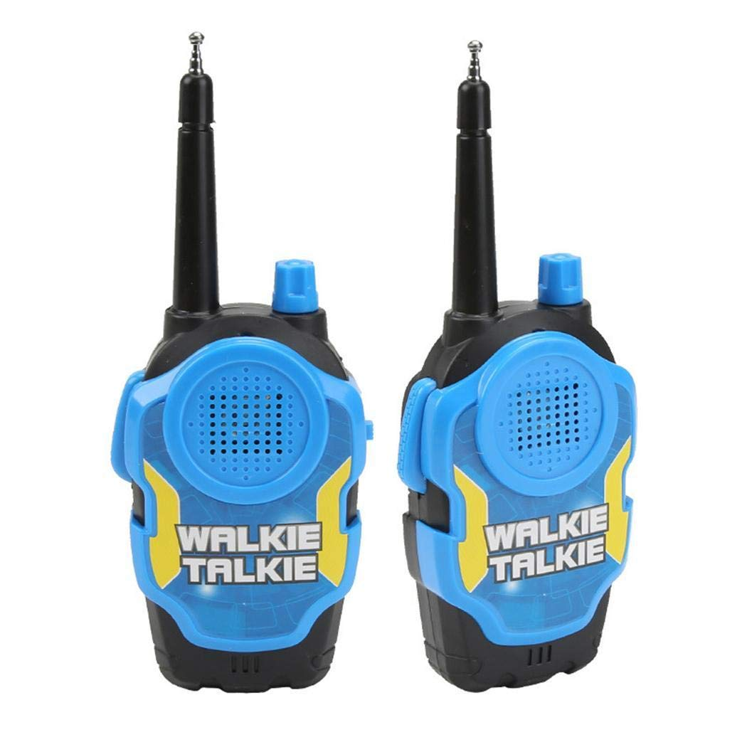 Rtiopo Remote Wireless Calling Children Walkie-Talkie Parent-Child Interactive Toys Walkie Talkies