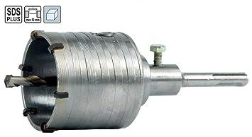 Top Bohrkrone Hartmetall Widea Dosenbohrer SDS Plus 80 mm: Amazon.de VX34