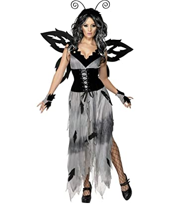 Amazon.com Smiffyu0027s Womenu0027s Gothic Manor Sinister Forest Fairy Costume Clothing  sc 1 st  Amazon.com & Amazon.com: Smiffyu0027s Womenu0027s Gothic Manor Sinister Forest Fairy ...