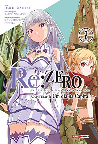 Re: Zero - Capítulo 1: Um Dia Na Capital - Volume 2