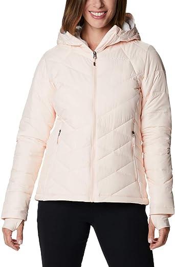 Columbia Womens Heavenly Hooded Jacket