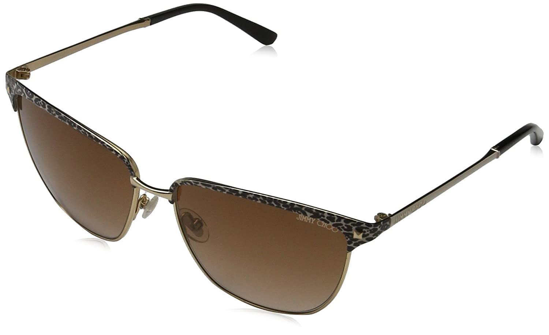 Amazon.com: Jimmy Choo anteojos de sol Laura/S 0 FIO Rose ...