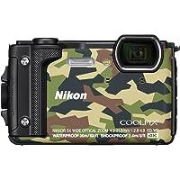 Nikon COOLPIX W300 CAMOUFLAGE HOLIDAY KIT Kompakt Kamera, Camo, 3