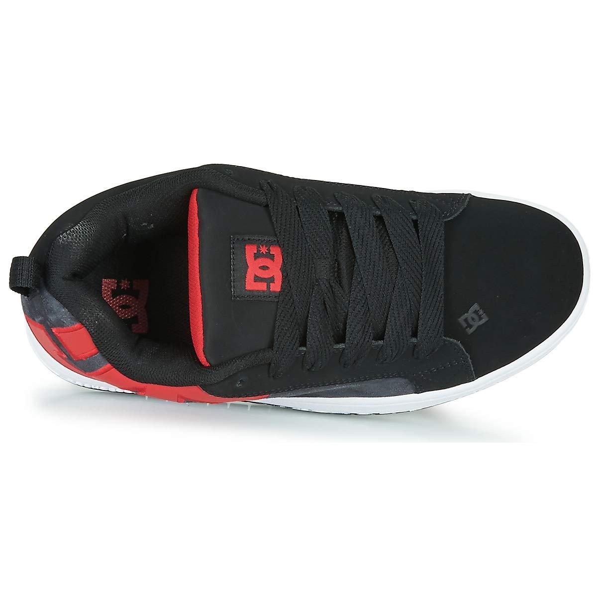 DC Shoes DCSHI Low-top Shoes for Men Skateboarding Court Graffik Se
