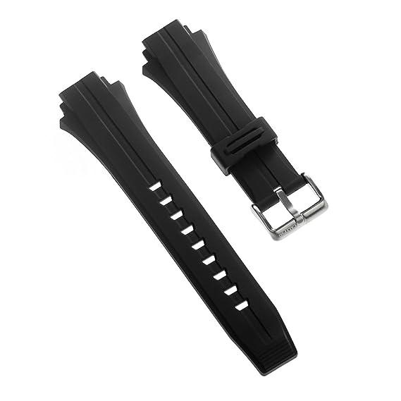 Brazalete deportivo Calypso negro, de poliuretano, para reloj pulsera Calypso K5586: Calypso: Amazon.es: Relojes