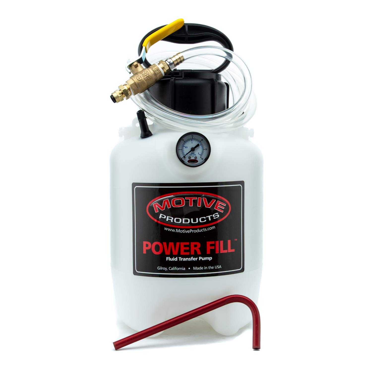 Motive Products 1735 Power Fill Pro Transfer Pump by Motive Products (Image #1)