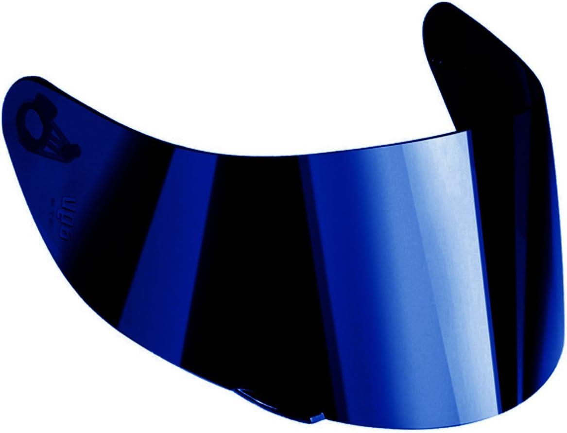 Amazon Com Agv K3 K4 Helmet Shield Iridium Blue Automotive