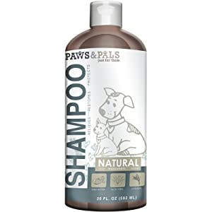 Paws & Pals Natural Dog Shampoo And Conditioner
