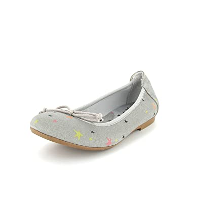 Acebos Mädchen Ballerina Leder: : Schuhe & Handtaschen