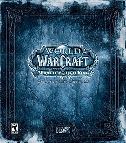 Amazon com: World of Warcraft: Wrath of the Lich King