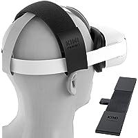 KIWI design Headband Head Strap for Oculus Quest 2/Oculus Quest/Oculus Rift Virtual Reality VR Headset Accessories…