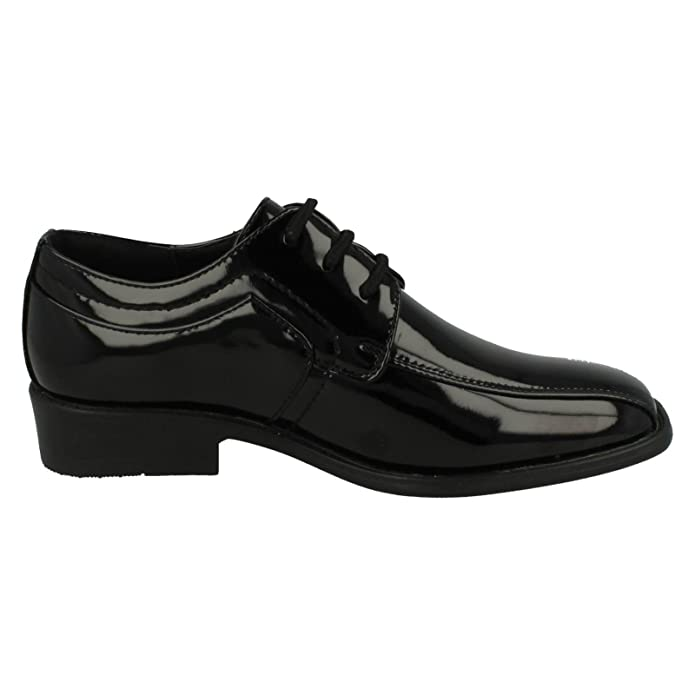 fb8f78f4485d Boys JCDees Smart Formal Lace Up Shoes N1109  Amazon.co.uk  Shoes   Bags