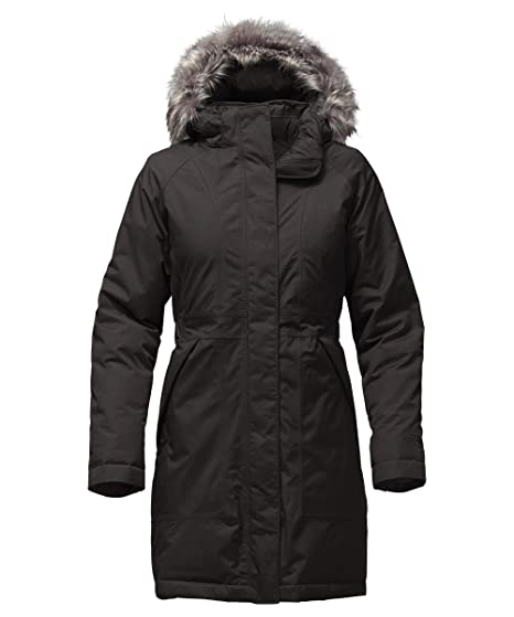 The North Face Womens Arctic Down Parka TNF Black/TNF Black X-Small
