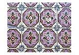 Traditional Decorative Portuguese Tile Jigsaw Puzzle Print...