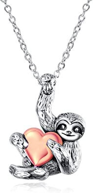 Sloth Necklace Collection