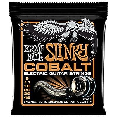 Ernie Ball Cobalt Guitar