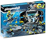 PLAYMOBIL 9250 Dr. Drone's Command Base - NEW 2017
