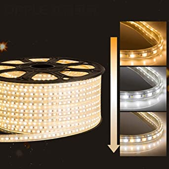 100mRuban Wm 10m Led Bande Lumières De 8 29DWHEI
