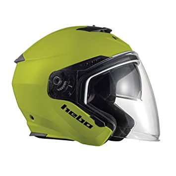 HEBO Casco Brooklyn, Lima, Talla S