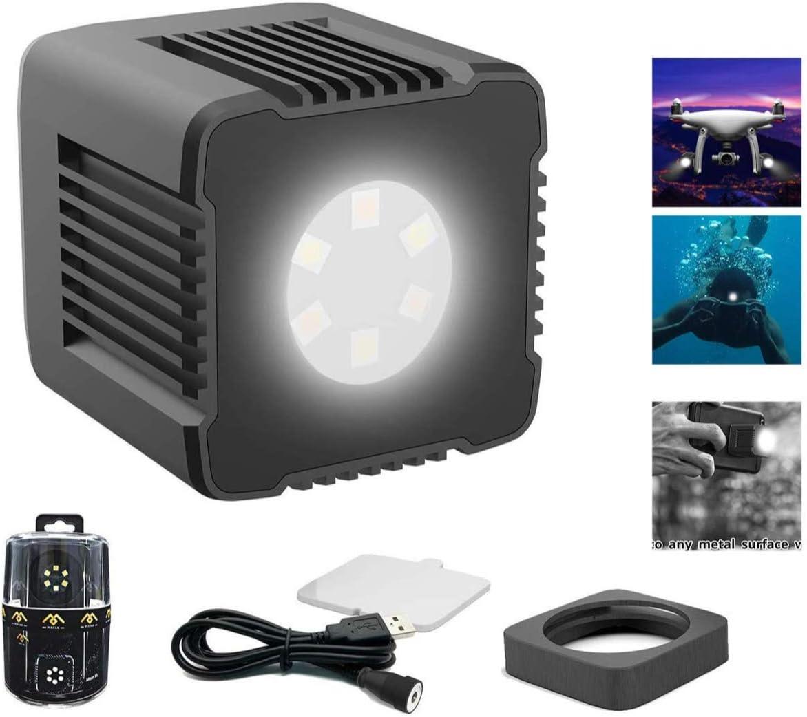Mirfak Moin Light Mini Led Licht Wasserdicht Tragbar Kamera