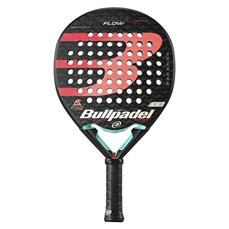 Bullpadel Pala Flow Woman 20 pádel, Mujeres, Multicolor(Multicolor ...