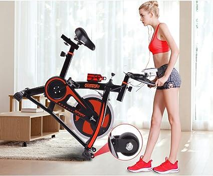 ONETWOFIT Bicicleta para Ejercicios Bicicleta Estática Bicicleta ...