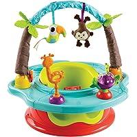Summer Infant Super Seat Deluxe, Wild Safari