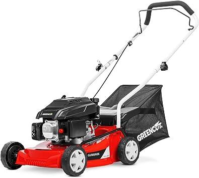 GREENCUT GLM660X - Cortacésped de gasolina 139cc y 5cv con ...