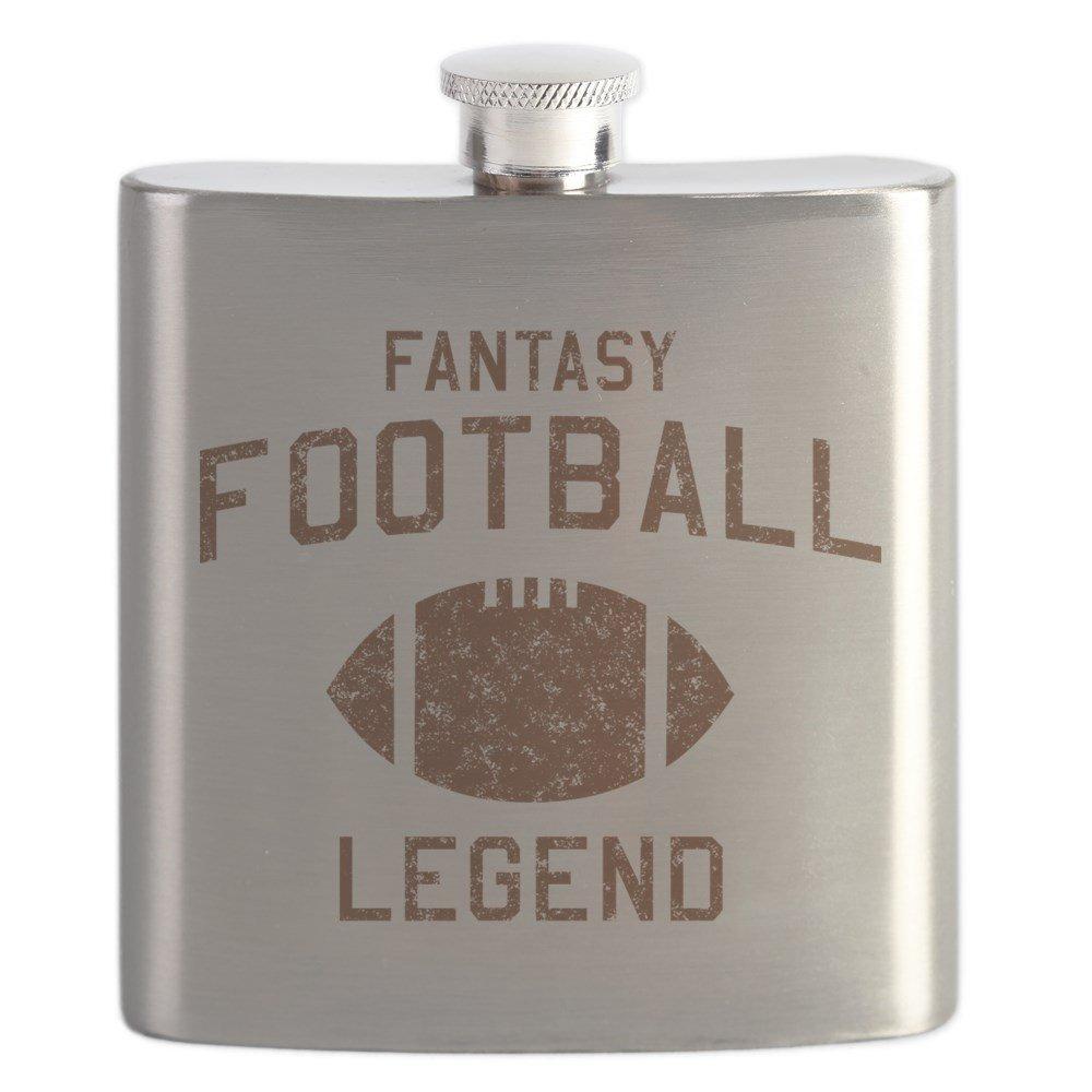 【即納&大特価】 CafePress – – Fantasy Football Legend Football – ステンレススチールフラスコ、6オンス酒フラスコ Fantasy B01IUK9PX4, 文房具通販、知的文具工房-角文-:80290b4c --- vezam.lt