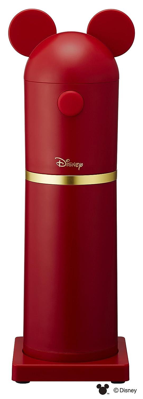 DOSHISHA Disney Series Shaved ice machine DHISD-17RD (Red)【Japan Domestic genuine products】