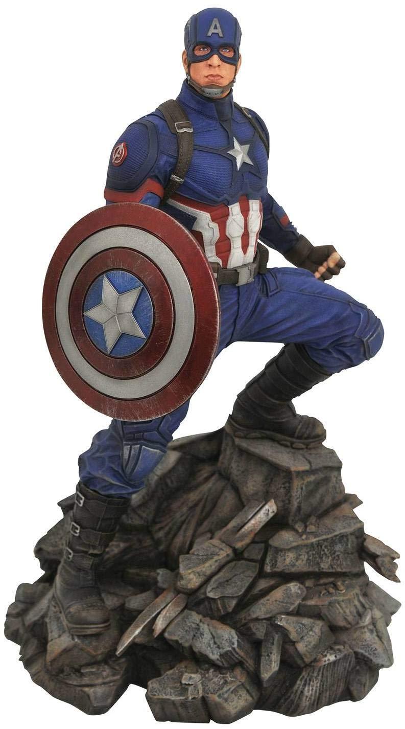 - Diamond Select Endgame Statue PVC Iron Man MK85 Gallery Marvel