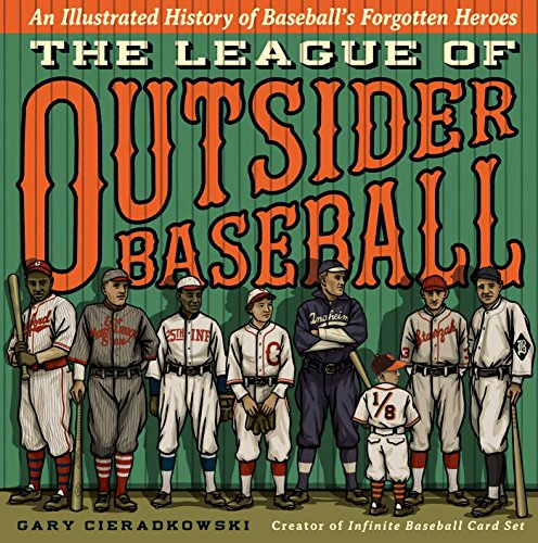 Baseball Card Sales (The League of Outsider Baseball: An Illustrated History of Baseball's Forgotten Heroes)