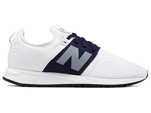a598f90a7e7f new balance Men s White Pigment Sneakers-8 UK India (42 EU)(8.5 US)  (MRL247TE)  Buy Online at Low Prices in India - Amazon.in